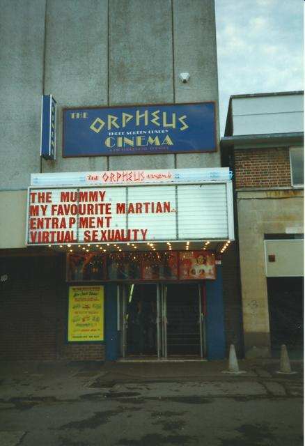 Orpheus Cinema
