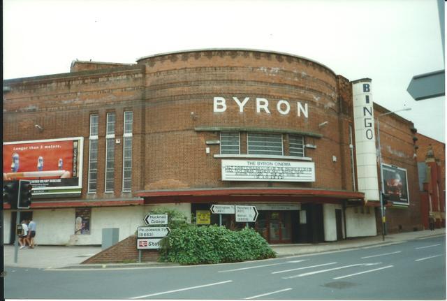 Arc Cinema at the Byron