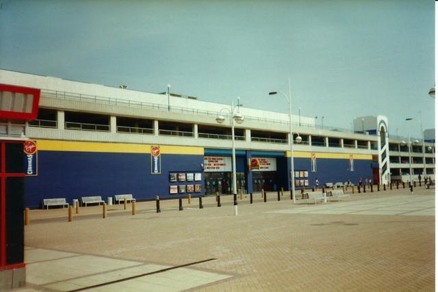 Cineworld Cinema - Brighton