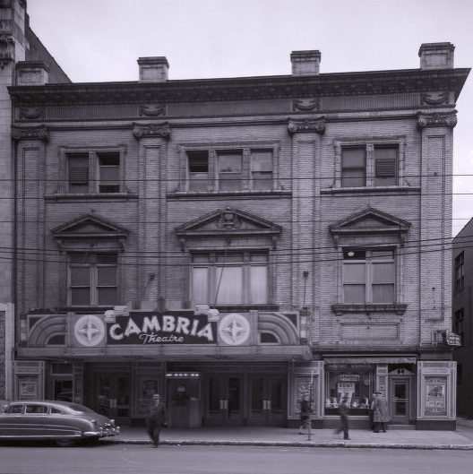 Movie theatres in johnstown pa