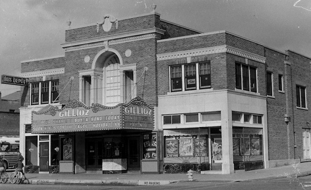 gillioz theatre in monett mo cinema treasures