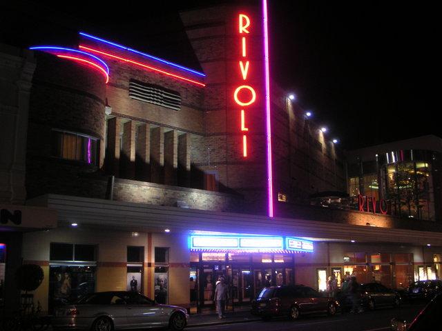 Rivoli Cinemas