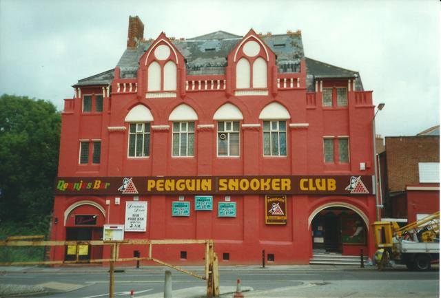 Penguin Cinema