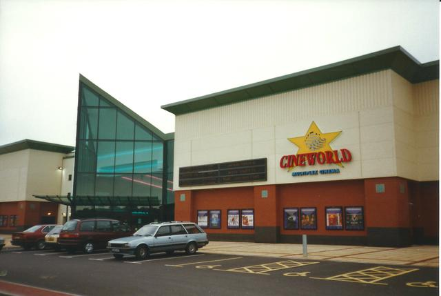 Cineworld Cinema - Ashford