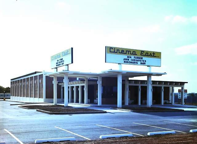 Cinema East Theater, Norman, Okla...Nov 7,1968