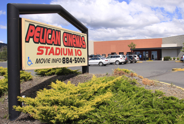 Pelican Cinemas, Klamath Falls, OR -- July 2011