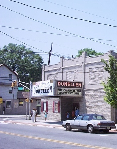 Dunellen Theater and Cinema Cafe