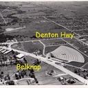 Belknap Drive-in overhead photo
