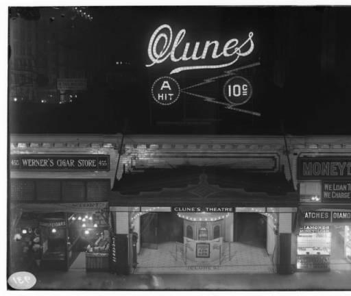 Clune's Theatre