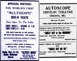Urbana Autoscope Drive-In