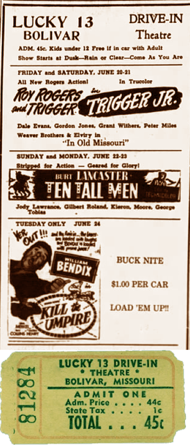 Lucky 13 Drive-In