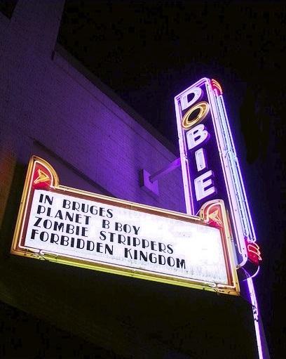 Dobie Theatre