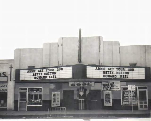 Ritz Theater...1950