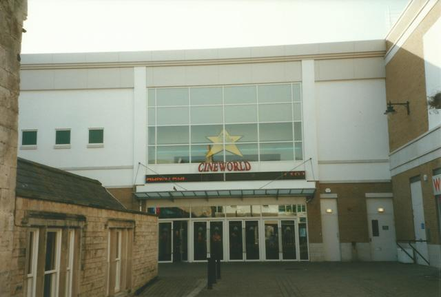 Cineworld Cinema - Weymouth