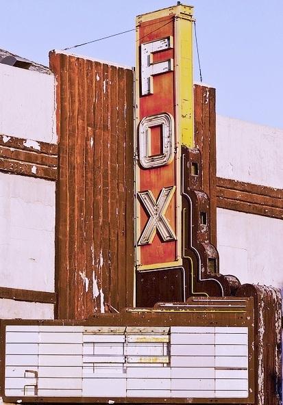 fox theatre in paso robles ca cinema treasures