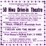 Twin 50 Drive-In