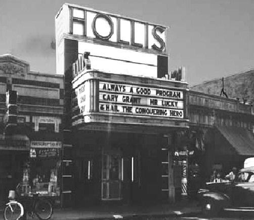 Hollis Theatre