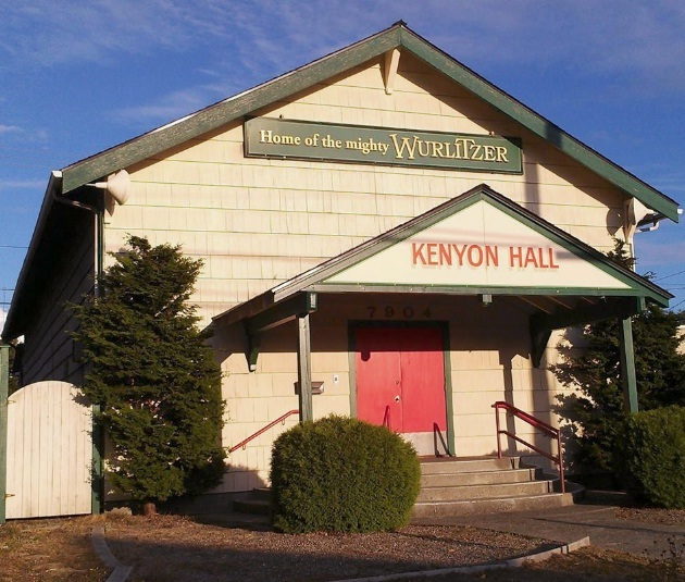 Kenyon Hall
