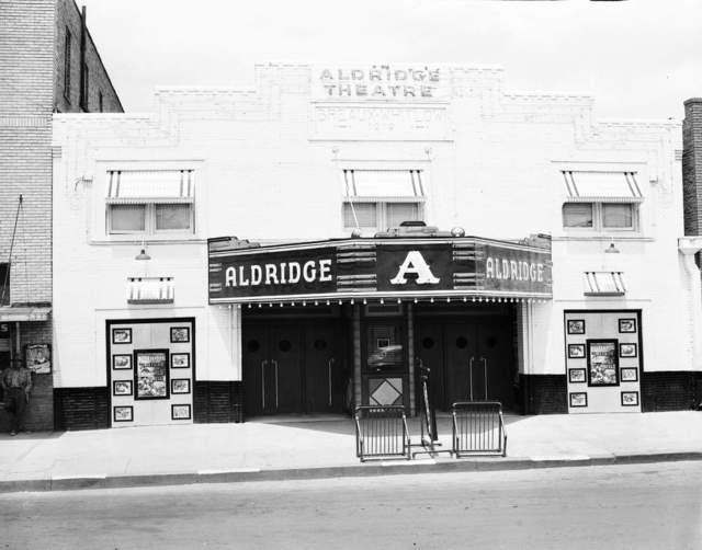 Aldridge Theater...1946