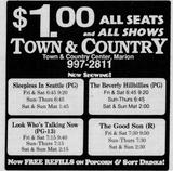 Town and Country Cinema 4