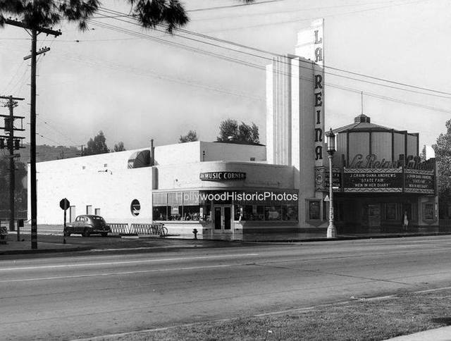 1945 photo credit Hollywood Historic Photos.