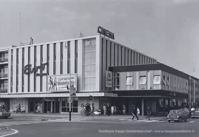 Euro Cinema in 1964