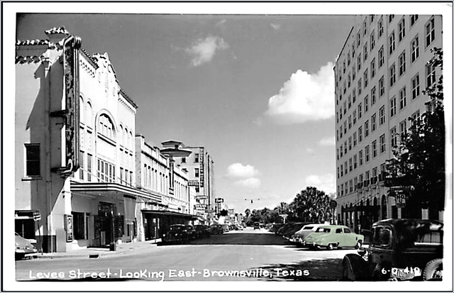 Capitol Theatre ... Brownsville Texas