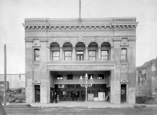 President Follies Theatre