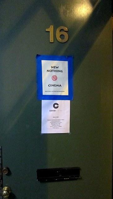 New Nothing Cinema