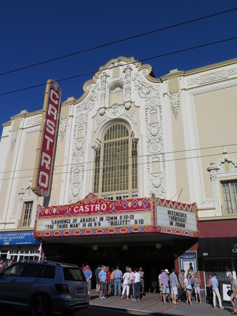 Castro Theatre - San Francisco CA 9-7-15 b