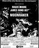 Ad for Moonraker in 1979