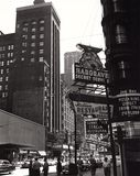 Mid `50's photo credit John Szarkowski, from his book 'The Idea of Louis Sullivan'.