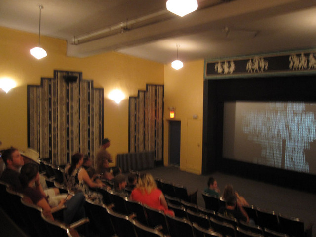 Latchis Theatre (Brattleboro, VT) - Screen Two (Ballroom)