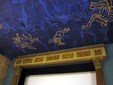 Latchis Theatre (Brattleboro, VT) - Upper proscenium and ceiling