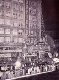 "<p>World Premiere of ""The Red Danube"" at the Warfield in 1949.</p>"