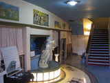 Latchis Theatre (Brattleboro, VT) - main inner foyer