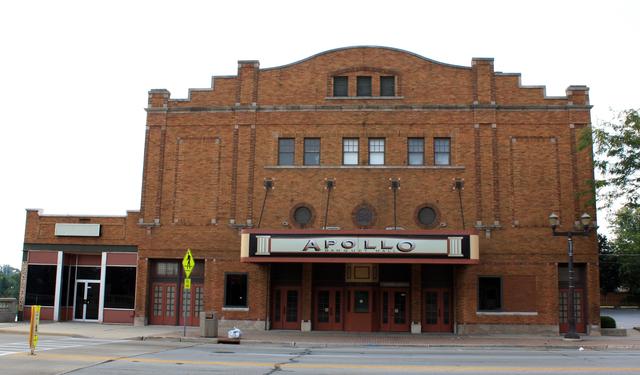 Apollo Theatre, Belvidere, IL