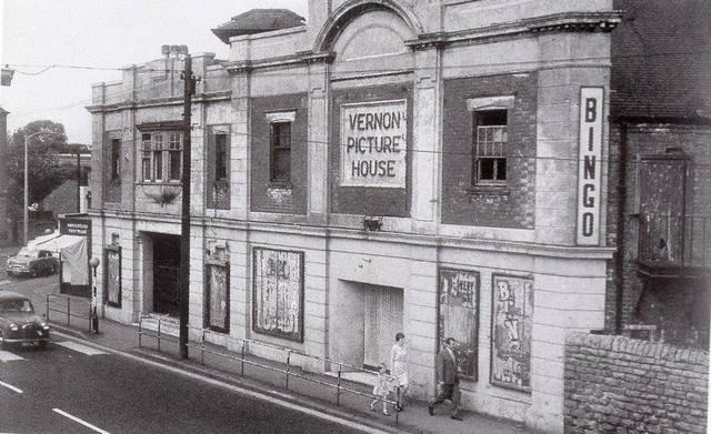 Vernon Picture House , Vernon Road , Basford ,  c1960s