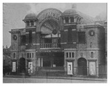 Olympia Variety Palace / Picture House , Main Street , Bulwell c1940/50s