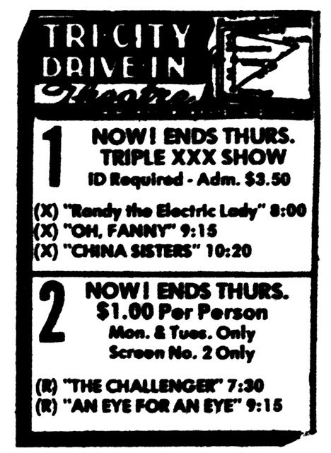 Town and Country Drive-In I & II