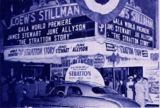 "<p>Arguably the most famous night for the Stillman occurred in 1949 when ""The Stratton Story"" had its World Premiere in Cleveland.</p>"