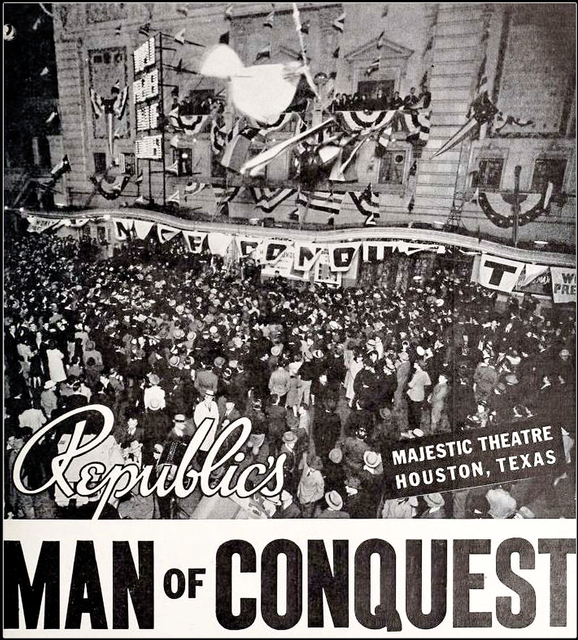 Majestic Theatre ... Houston Texas