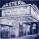 Aster Theater