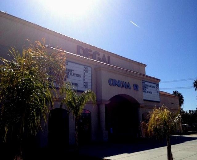 Hemet Cinema 12