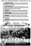 "AD FOR ""LOST HORIZON 70MM"" - ODEON LEICESTER SQUARE THEATRE"
