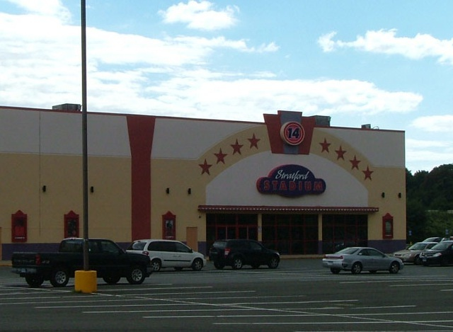 Movie theater in stratford