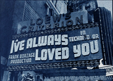 <p>A 1946 shot of the Loew's Criterion signage</p>