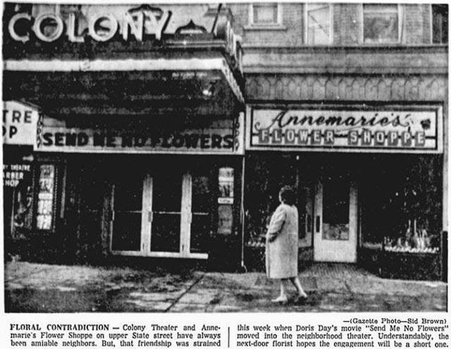 Colony Theater, 1964