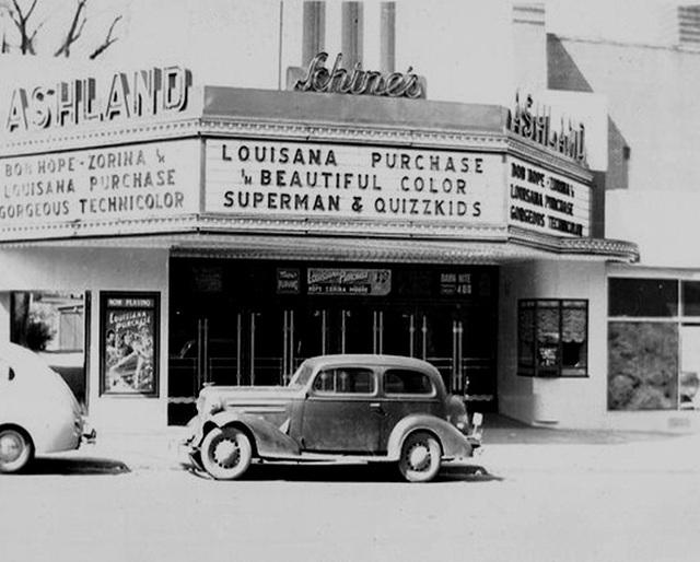 Ashland Square Cinemas