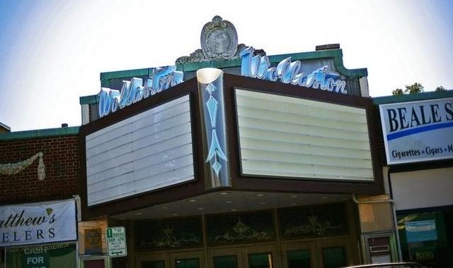 Wollaston Theatre